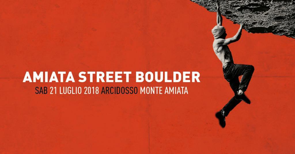 Amiata Street Boulder